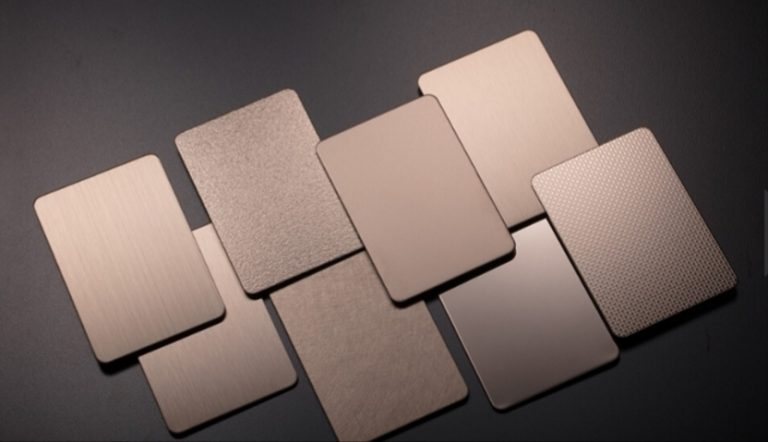 PVD Titanium Coating Decorative Sheet (2)